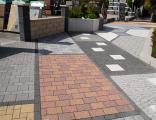 Технология укладки тротуарной плитки (см. видео) состоит из нескольких этапов.  Укладка тротуарной плитки (см. видео)...